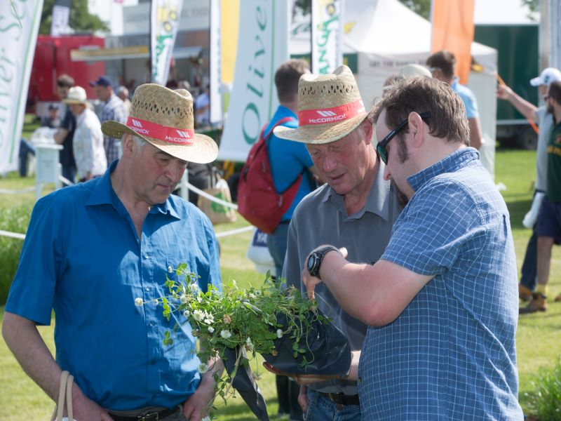 You are currently viewing Win tickets to Grassland & Muck 2020
