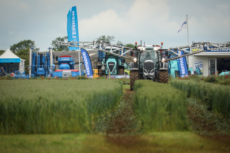 You are currently viewing Crop nutrition in the spotlight at Cereals 2020