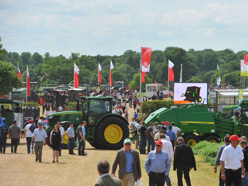 Driving productivity at Grassland & Muck 2020