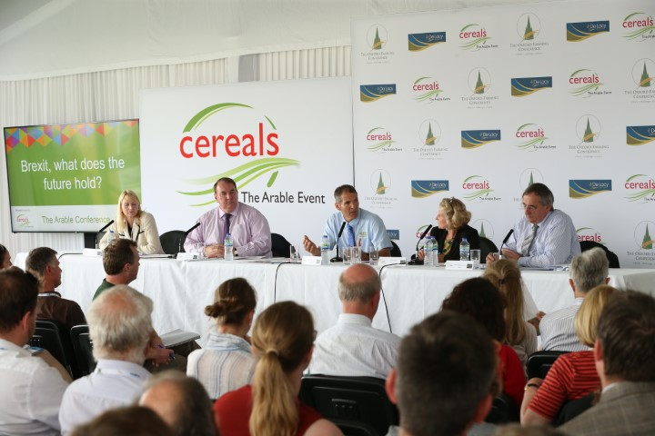Get to grips with grain markets at Cereals 2020