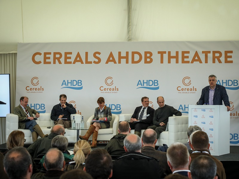 Learn how to utilise your resources at Cereals LIVE