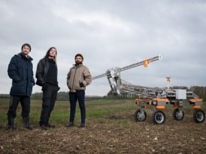 Innovation and tech in action at Cereals LIVE