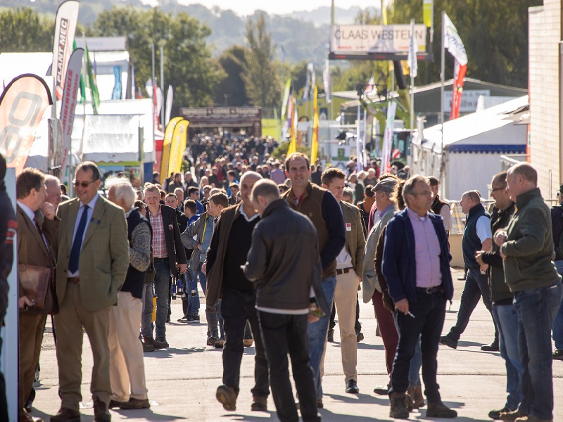 The Royal Bath & West Society cancels Dairy Show for 2020