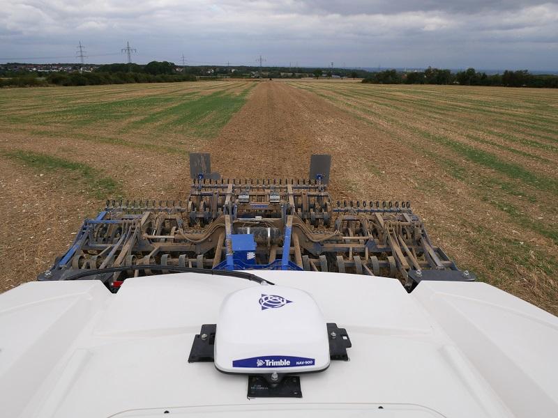 Trimble- Müller partnership boosts farm efficiencies