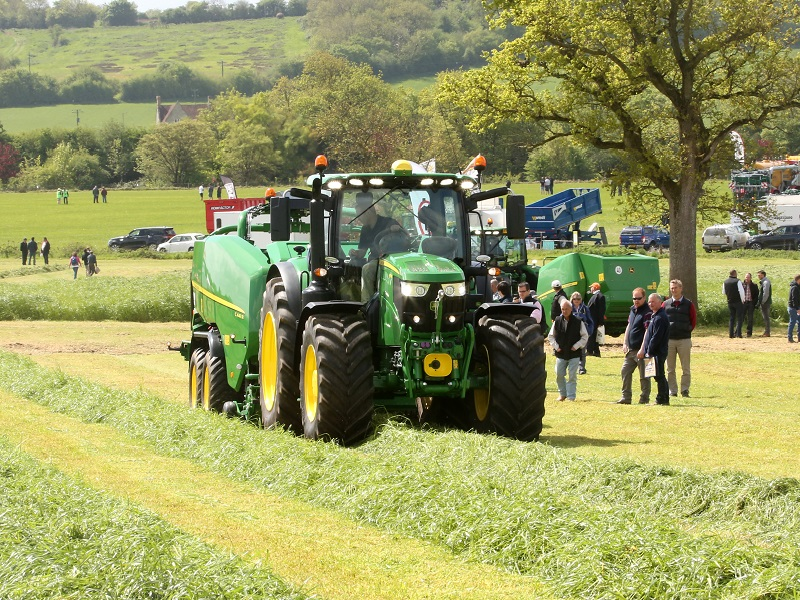 Grassland UK returns to Somerset