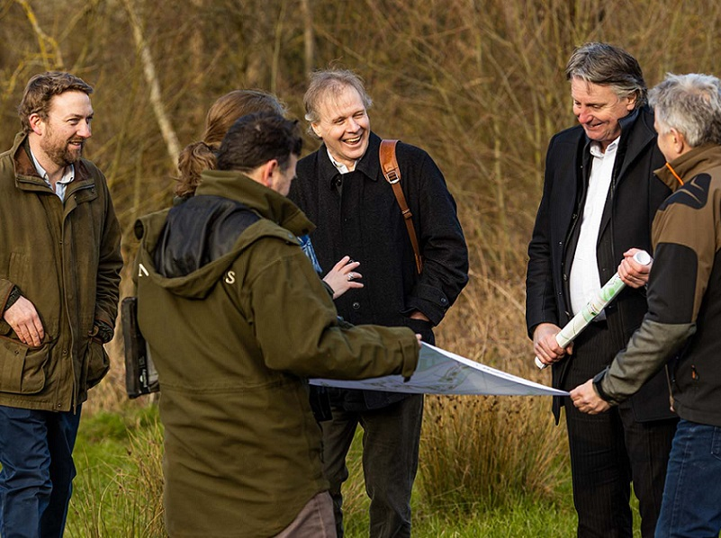 You are currently viewing Conference provides answers to Government woodland ambitions