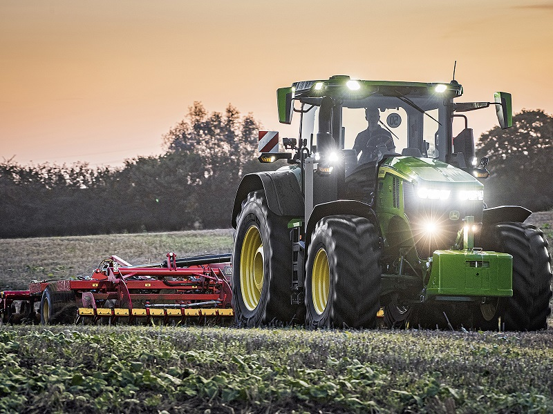 See the latest machinery at Cereals 2021