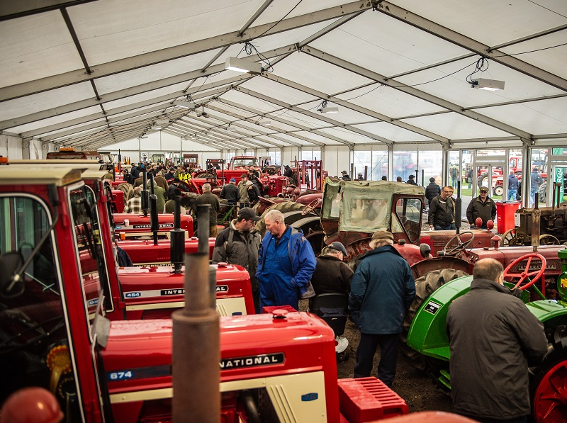You are currently viewing Celebrate at Newark Vintage Tractor Show