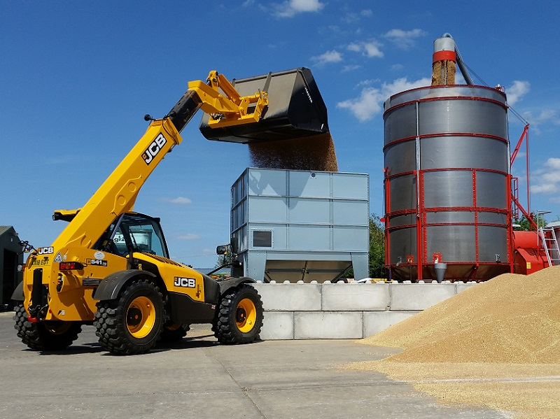 You are currently viewing New grain handling technology on show at MMS