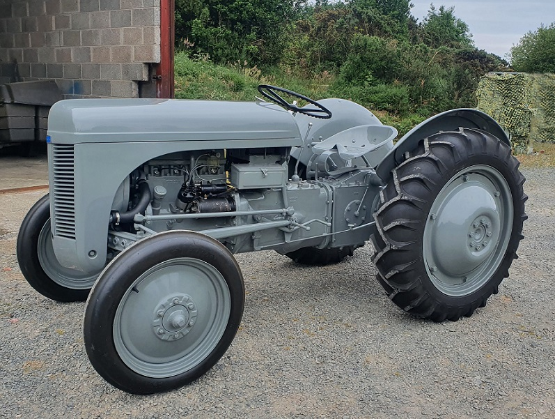 You are currently viewing Top restoration tips at the Vintage Tractor Show